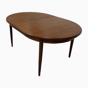 Ausziehbarer Esstisch von G-Plan, 1970er
