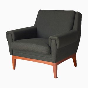 Mid-Century Danish Lounge Chair, 1970s