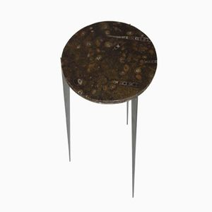 Ammonit Beistelltisch von Briggs & Cole