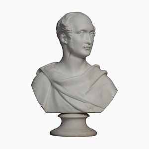 Parian Bust of Prince Albert