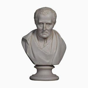 Parian Bust of the Duke of Wellington