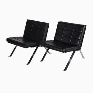 Model 1600 Chairs by Hans Eichenberger for Girsberger, 1960s, Set of 2