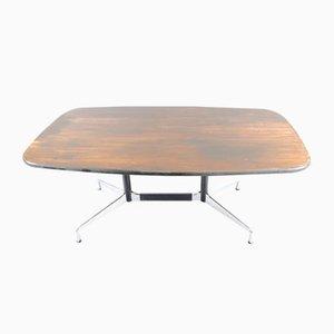 Tavolo da conferenza Mid-Century con forma sferica di Charles & Ray Eames per Vitra, anni '60