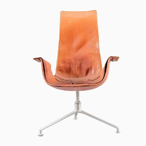 Mid-Century Tulip Lounge Chair by Preben Fabricius & Jørgen Kastholm for Kill International