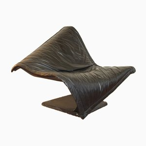 Flying Carpet Lounge Chair by Simon Desanta for Rosenthal, 1986