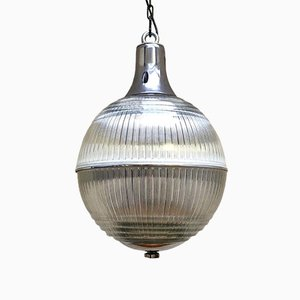 Spheric Ceiling Lamp from Holophane, 1960s