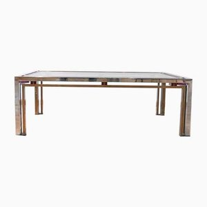 Hollywood Regency Style Coffee Table by Romeo Rega, 1970s