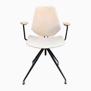 Italian Vintage Office or Desk Swivel Chair