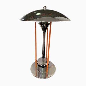 Metal Table Lamp, 1970s