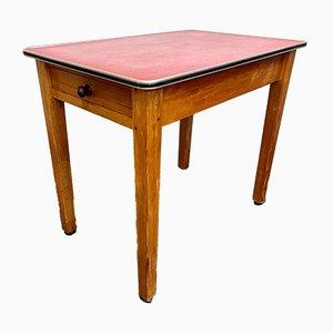 Vintage Esstisch aus Resopal