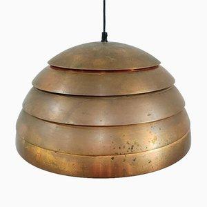 Lampada da soffitto a forma di alveare di Hans-Agne Jakobsson, anni '60