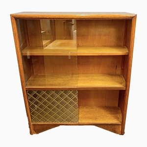 Vintage Bookcase or Glass Cabinet