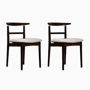 Mid-Century Side Chairs by Helge Sibast for Sibast, Set of 2