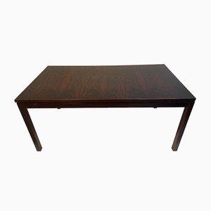 Palisander Tisch, 1970er