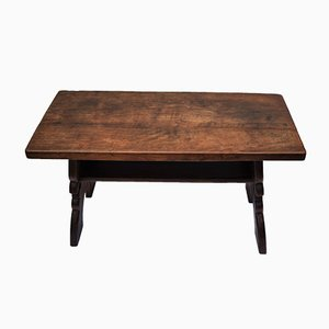 17th Century Austrian Small Trestle Table
