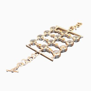 Grand Bracelet 925 en Argent Sterling par Tipico pour Jutta Trenker