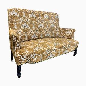 Antikes französisches Napoleon III Sofa