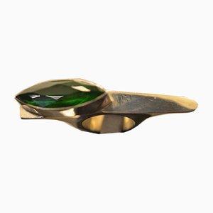 Anillo hecho a mano de plata esterlina de Tipico para Jutta Trenker