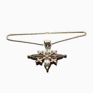 Collana in argento con ciondolo Necklace da Tipico per Jutta Trenker