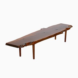 Vintage Yew Coffee Table from Reynolds of Ludlow, 1950s
