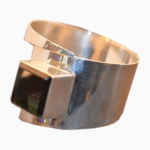 Silver 925 Bangle by Tipico for Jutta Trenker