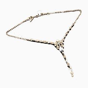 Collar de plata 925 con cadena de piedras de Tipico para Jutta Trenker