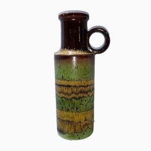 Ceramic West German Vase, 1970s