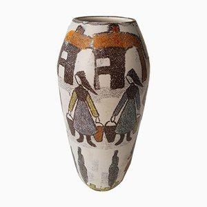 Vase von Ursula Fesca für Wächtersbach, 1960er