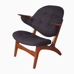 Modell 33 Armlehnstuhl von Carl Edward Matthes, 1950er