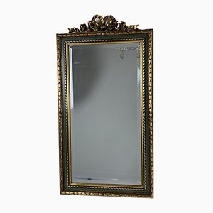 Gold and Green Mirror from Deknudt, 1970s