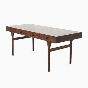 Mid-Century Rosewood Desk by Nanna Ditzel for Søren Willadsen