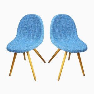 Esszimmerstühle von Miroslav Navratil für Vertex, 1960er, 2er Set