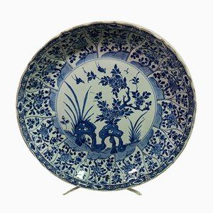 Kangxi Dynasty Plate