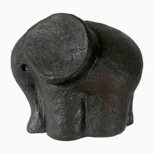 Mid-Century Elefantenskulptur
