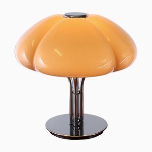 Quadrifoglio Table Lamp from Guzzini, 1970s