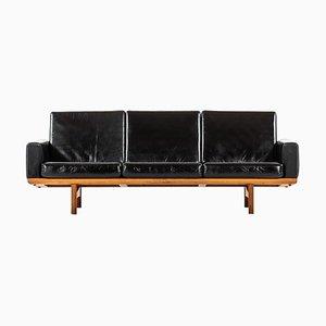 Modell GE-236 Sofa von Hans Wegner für Getama, Dänemark