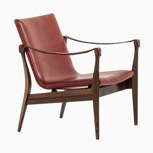 Easy Chair by Karen & Ebbe Clemmensen for Fritz Hansen, Denmark