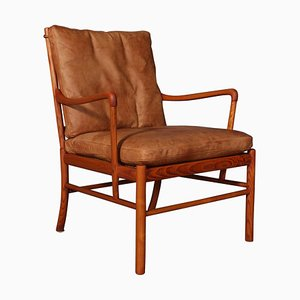 Modell PJ 149 Colonial Stuhl von Ole Wanscher