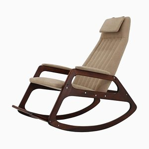Mid-Century Rocking Chair from Uluv, 1960s