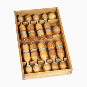 Children's Skittles Set, 1900s