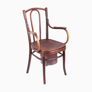 Toilet Armchair from Thonet, 1900s