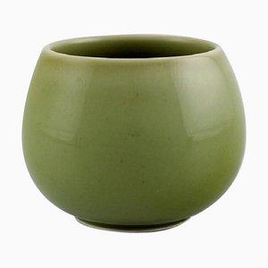 Danish Design Jar in Glazed Stoneware from Royal Copenhagen