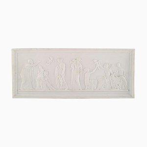 Antike Wandtafel von Royal Copenhagen