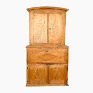 Mueble esquinero sueco antiguo