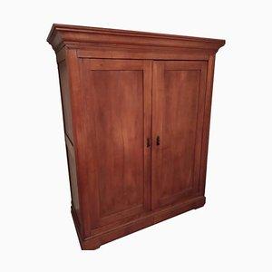 Armario antiguo de madera maciza, años 20