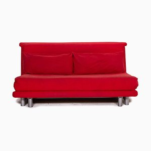 Red 3-Seater Sofa from Ligne Roset