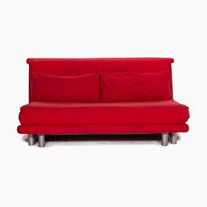 Rotes 3-Sitzer Sofa von Ligne Roset