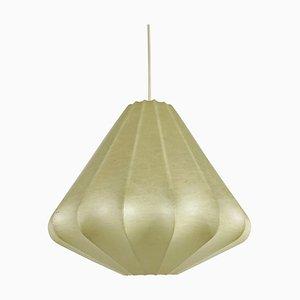 Lámpara colgante Cocoon de Achille Castiglioni para Flos, años 60, Italy