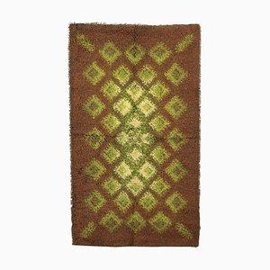Tappeto vintage in lana, anni '70