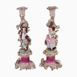 Candelabras, Set of 2